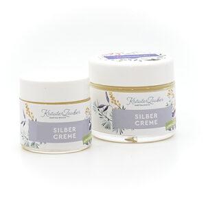 Kräuterzauber Silber Creme