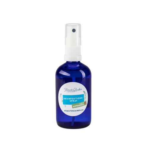 Kraeuterzauber Desinfektionsspray