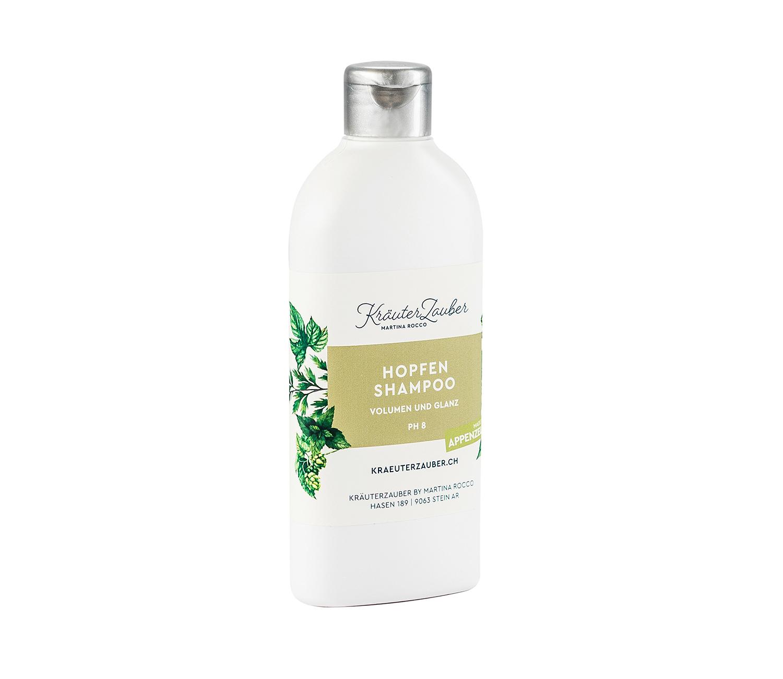 Kraeuterzauber Hopfen Shampoo