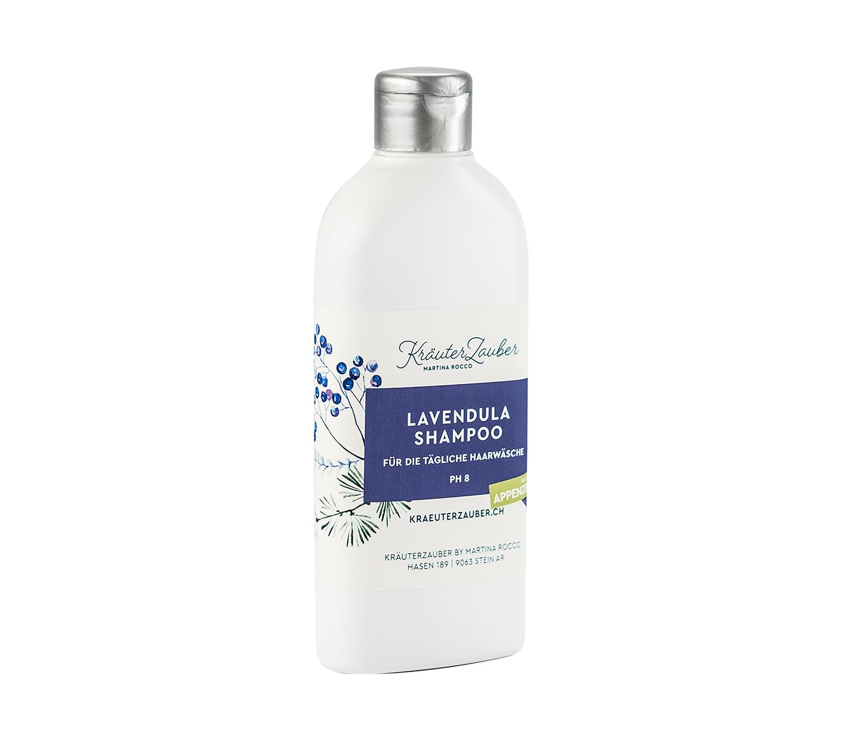 Kraeuterzauber Lavendula Shampoo