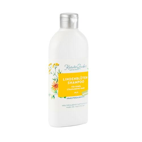 Kraeuterzauber Lindenblueten Shampoo