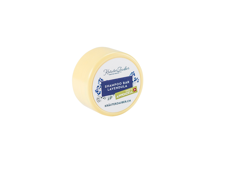 Kraeuterzauber Shampoo-Bar Lavendula