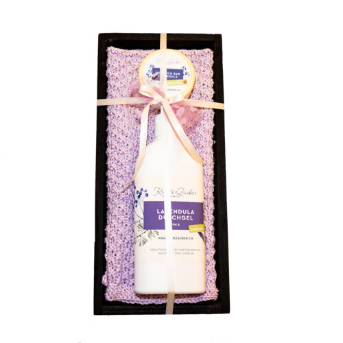 Kräuterzauber-Geschenkset-Lavendula-Tablet