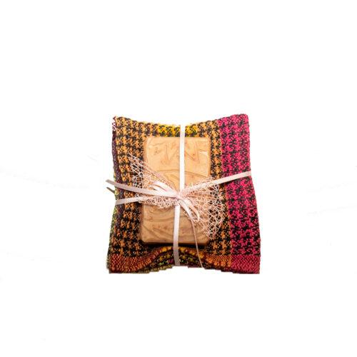 Kräuterzauber-Ringelblumen-Seife