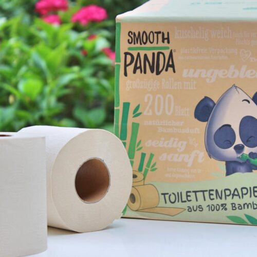 Toilettenpapier Smooth Panda