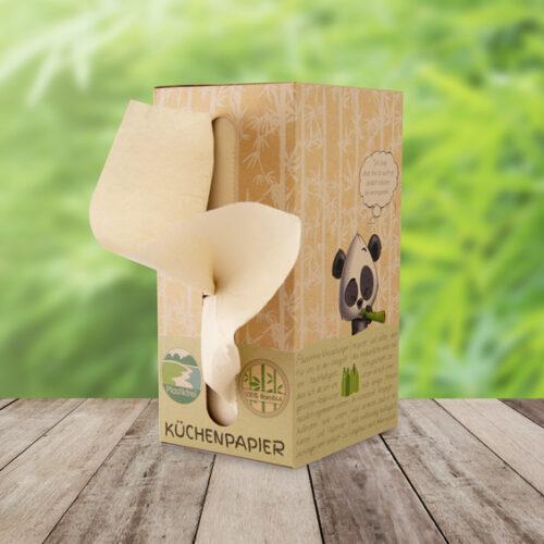 Küchenpapier Smooth Panda